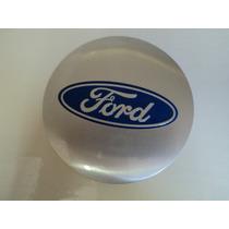 Emblema Ford Adesivo Para Rodas Esportivas 117mm