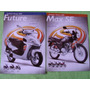 Folheto Folder De Venda Moto Sundown Dafra 2008