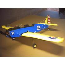 Aeromodelo Pt-19 P/ Motor Elétrico Futaba Servo Os Receptor