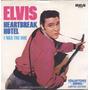 Elvis Presley Single Vinil Import Heartbreak Hotel 1977 Usa