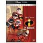 Dvd Os Incríveis - Disney / Pixar