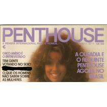 Penthouse A Primeira Revista Lançada No Brasil - Corine
