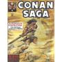 Conan Saga #1 A 3 - Como Novas - Lote