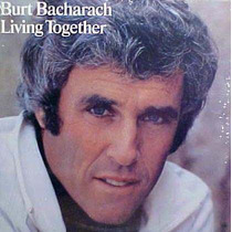 Burt Bacharach - Lp Living Together (1973)
