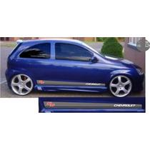 Faixas Laterais Renault Sport P/ Sandero / Tuning Carro