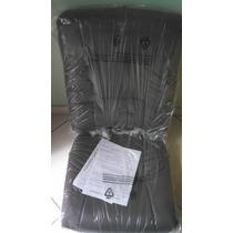 Encosto + Assento Cadeira Office Presidente Plus Cor Cinza!