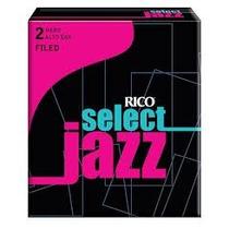 Palheta Rico Select Jazz Filed Sax Alto 2h ( 2,5 )