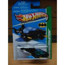 Batcopter - Hot Wheels 2013 - Helicoptero Do Batman