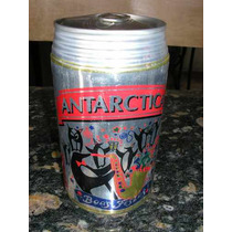 Lata Cerveja Antarctica Boas Festas 1996- Antiga -cheia