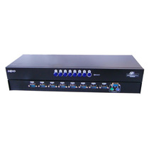 Kvm Switch Ps2 8 Portas Manual Chaveador Com 8 Cabos Ps/2