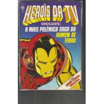 Herois Da Tv Numero 76 - Editora Abril