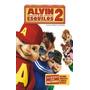 Dvd Alvin E Os Esquilos 2 - Novo Lacrado Original