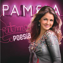 Pamela - Ritmo E Poesia - Raridade - Cd - Mk Music