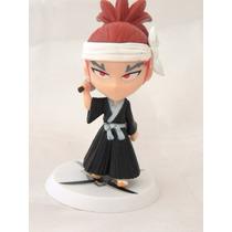 Boneco Anime Bleach-renji (8 Cm)