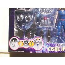 Hyoga Cisne 25 Cm - Serie Deluxe - Cavaleiros Do Zodiaco
