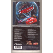 Cd Original Trilha Sonora Do Filme Carros 2