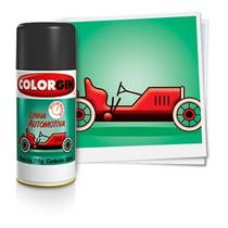 Spray Colorgin Verniz Acrílico Monocomponente