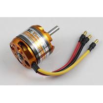 Motor Rc Timer 3536-5 1450kv 655w + Spinner + Montante