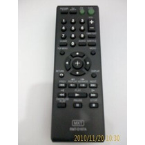 Controle Dvd Sony Rmt-d187a Dvdp-sr200p