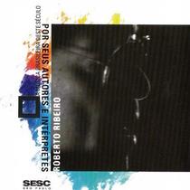 Cd Roberto Ribeiro Programa Ensaio, Novo, Lacrado E Original