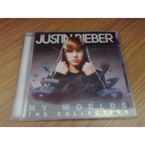Justin Bieber - My Worlds - The Collection (lacrado) Duplo!