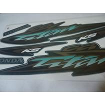 Adesivo Titan Ks 04 Verde Completo Quali 3m