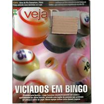 Revista Veja Rio #2218 - Viciados Em Bingo - Bonellihq