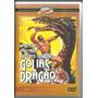 Dvd Filme Épico Italiano Antigo Anos 60 Golias Dragão