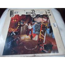 Lp - David Bowie / Never Let Me Down - C/encarte (a3)