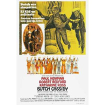 Poster Cartaz Butch Cassidy And The Sundance Kid #3