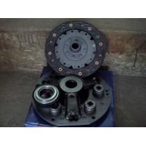 Kit Embreagem Fusca/kombi 1200/1300 Ate 1973 C/anel 180mm Gf