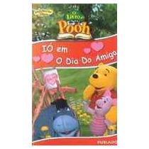 Vhs - O Livro Do Pooh Ió Em O Dia Do Amigo