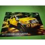 Folheto Folder De Venda Mitsubishi L200 Savana