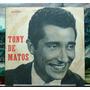 Tony De Matos - Poema Do Fim Compacto Vinil Copacabana