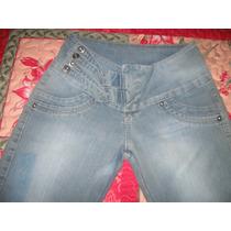 Calça Jeans Feminina Tamanho 38 - Zizon
