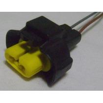 Conector Lampada H11 Fusion/fiesta/focus/honda 2 Vias