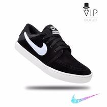 Sapatenis Nike Suketo Mid Leather - Frete Gratis