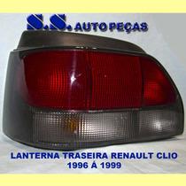 Lanterna Traseira Sinaleira Renault Clio 96 97 98 99