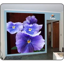 Adesivo De Parede Painel Fotografico Em Impressão Digital