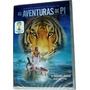 As Aventuras De Pi Dvd Novo Original Extraordinário