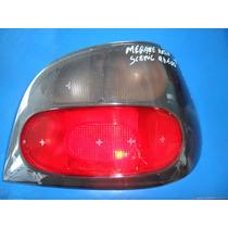 Lanterna Renault Megane Hatch 96 A 00 Ld Fumê Original