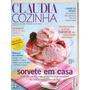 Claudia Cozinha - Sorvete Em Casa/ Sanduíche?