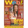 Revista Web! - Nov 1999- No. 2- Fim Do Cd- Sabrina Parlatore