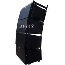 Line Array 2x12+ti Oversound 12 La-450 Dti7653 Loja 4vias