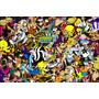 Sticker Bomb Exclusivo Desenho Animado 80´s Vetorizado Abc