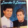 388 Mvd- Lp 1991- Leandro E Leonardo- Sonho Por Sonho- Vinil