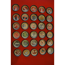 Tampinhas Coca-cola Brasil - Coleção Completa - Colecione