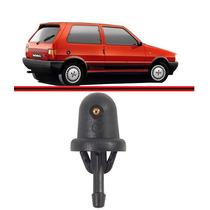 Brucutu Esguicho De Água Traseiro Fiat Uno 1984 Até 2010