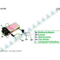 Regulador De Voltagem Escort Guarujá 14v 55a - Gauss