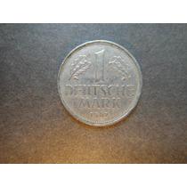 Alemanha Pós Guerra 1 Deutsche Mark 1962-j